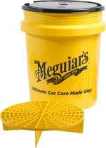 Meguiars Bucket X3003 + Grit Guard RG203 + Deksel RG204