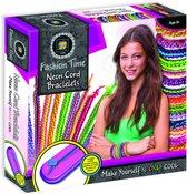 Neon armbandjes maken