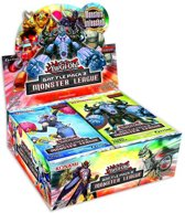 YuGiOh! Battle Pack 3: Monster League Booster Display