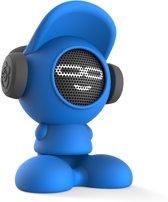 Idance Bluetooth-speaker Beat Dude Blauw