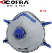 Mondkapjes - mondkapjes met filter - FFP2 - gezich