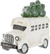 Riverdale Schoolbus - Deco - 40cm - wit