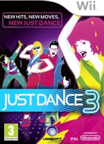 Just Dance 3 voor de Wii