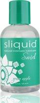 Sliquid Naturals Swirl Glijmiddel Groene Appel - 125 ml
