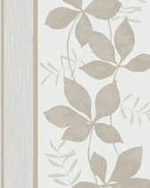 Fifty Shades bloem beige/wit