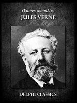 Oeuvres complètes de Jules Verne (Illustrée)