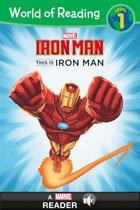 World of Reading Iron Man: This Is Iron Man