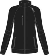 Craft Fleece Jacket women black l