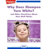 Why Does Shampoo Turn White?