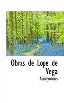 Obras de Lope de Vega