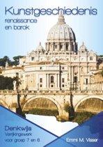 Werkboek Kunstgeschiedenis - renaissance en barok