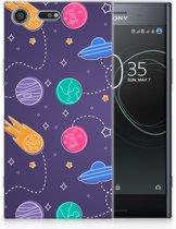 Sony Xperia XZ Premium Uniek TPU Hoesje Space