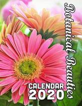 Botanical Beauties Calendar 2020: 14 Months of Lovely Flowers to Soothe Your Soul