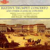 Wallace, Various Artists, Philharmo - Classical Trumpet Concertos