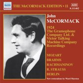 The Mccormack, Edition, Vol.11
