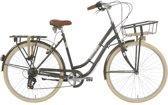 Rössler Colored Vintage Lady Brown