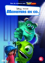 MONSTERS EN CO DVD NL