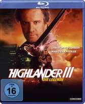 Highlander III - The Sorcerer (1995) (blu-ray) (import)