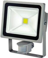 Brennenstuhl LED schijnwerper L CN 130 PIR V2 IP44 30 W 1171250322