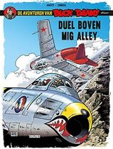 Buck Danny Classic 02. Duel  boven Mig Alley