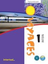 Voyages - nieuw 1 tekstboek + online MP3