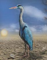 Blue Heron Chemistry Notebook