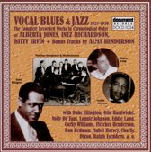 Vocal Blues & Jazz 1921 - 1930