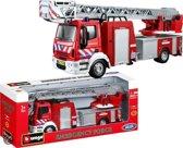 Burago 1:50 brandweer Iveco