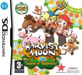 Harvest Moon: Island of Happiness /NDS