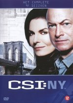 Csi New York - Seizoen 9