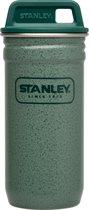 Stanley Adventure Shot Glass Set Thermosbeker - 4 x 200 ml - RVS - Hammertone Green