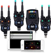 New Direction Tackle Bluetooth Beetmelder set K9+R9 3+1