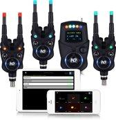 New Direction Tackle Bluetooth Beetmelder set K9+R9 3+1