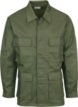 Fostex BDU binnen jas groen