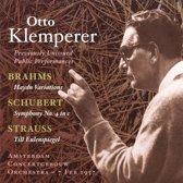 Klemperer-Schubert-Sym. No. 4