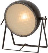 Lucide MOPEDD - Tafellamp - Roest bruin
