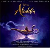CD cover van Aladdin van Various