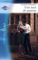 Une nuit de passion (Harlequin Azur)