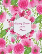 Monthly Calendar 2019 Planner