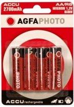 AgfaPhoto AA Oplaadbare Batterijen