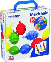 Miniland Mijn Eerste Blokken Maxichain
