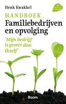 Handboek familiebedrijven en opvolging