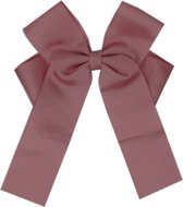 Jessidress Grote Haarclip met Haar Strik  - Roze