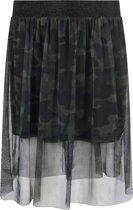 Retour Jeans Meisjes Rok - Black - Maat 122/128