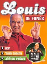 Louis de Funès Collection  (3DVD)