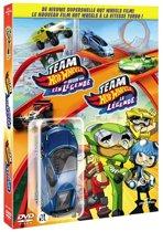 Team Hot Wheels - Het Begin Van Een Legende (+ Auto) (dvd)