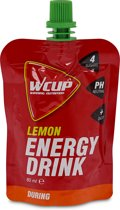 Wcup Energy Drink Lemon 6 x 80ml