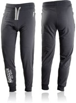 Man Long Straight Pant-anthracite