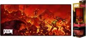 Doom Oversize Gaming Mousepad / Muismat Retro 80 x 35 cm