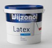 Wijzonol Latex - 10 liter - Wit
